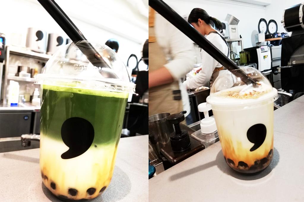コンマ ティー 恵比寿店 (comma tea)